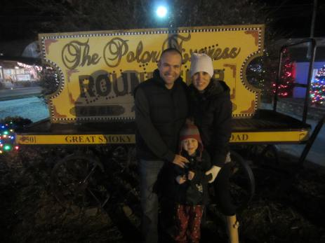 Dear Jack: Our Ride on the Polar Express in Bryson City, North Carolina