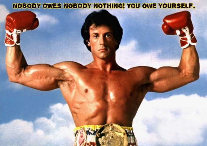 Motivational Sylvester Stallone Quotes That I Will Pass on to My Kids: Choosing the Victor Mindset over the Victim Mentality