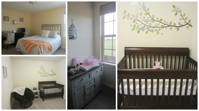 Dear Holly: Your Room's Theme- Rock-a-bye Baby on the Treetop
