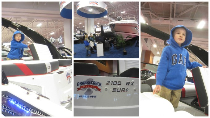 Dear Jack: We Visited the 2016 Nashville Boat Show