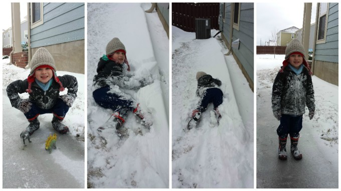 Dear Jack: The January 2016 Blizzard in Spring Hill, TN (Pictures and Videos)