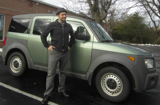 I've Now Owned My 2004 Honda Element for a Decade; Looking to Trade It In Now