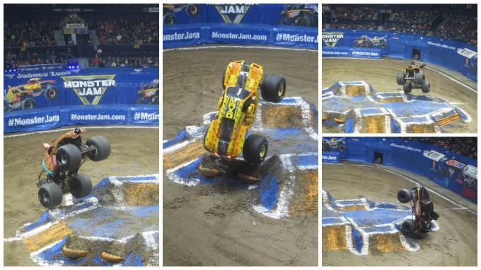 Dear Jack: We were at the 2016 Monster Jam in Nashville!