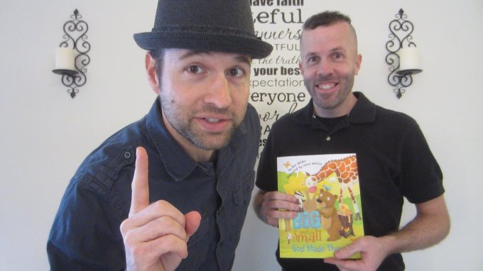 Big and Small, God Loves Them All: My Friend Ben Wilder's New Children's Book