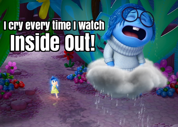 I Cry Every Time I Watch Inside Out