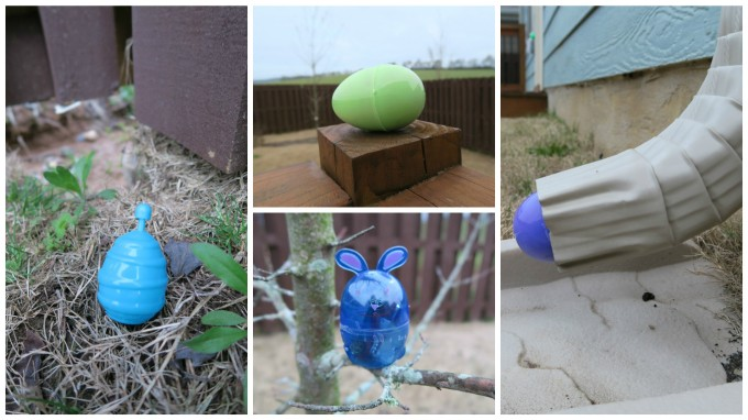 Dear Jack: Easter 2016 at The Shell House