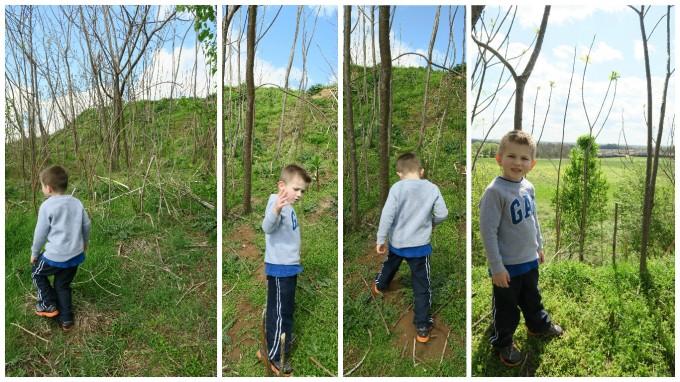 Dear Jack: We Went Mountain Climbin', Trench Jumpin', and Muddin'