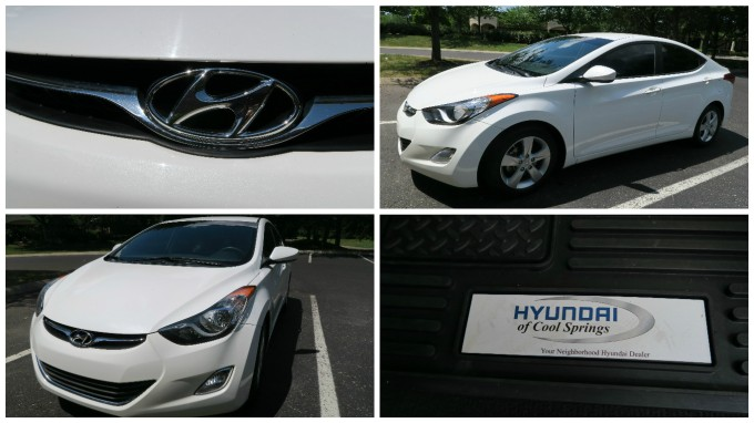 We Bought a 2013 Hyundai Elantra from Hyundai of Cool Springs (A Business Impact Partner of WAY-FM) during Memorial Day Weekend