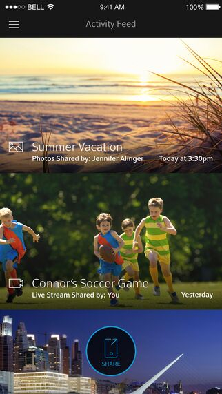 Sponsored Post: XFINITY's Share App Lets You Stream Live from Smartphone to TV