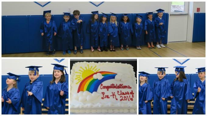 Dear Jack: You Graduated Pre-K!