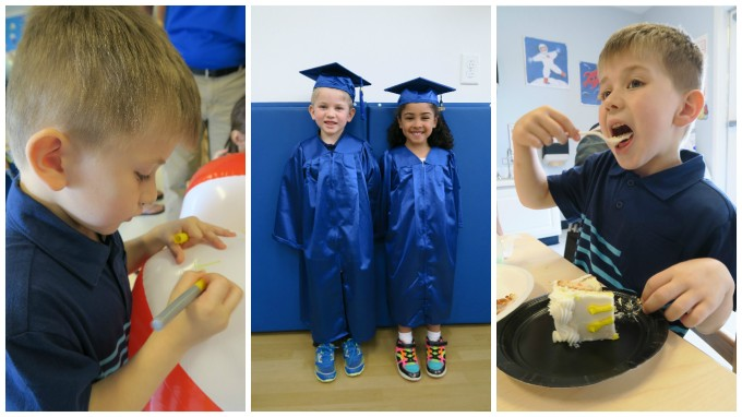 Dear Jack: You Graduated Pre-K!