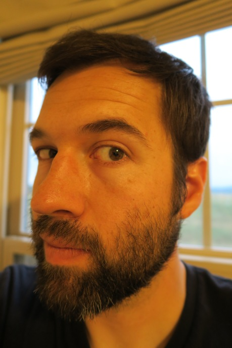 Why I'm Fine (and Possibly Proud?) to Have Gray in My Beard