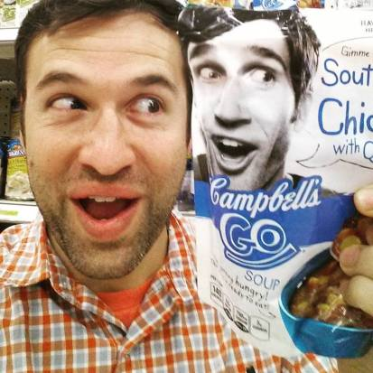 Social Media, Help Me Find My Twin: Campbell's Go Southwest Style Chicken with Quinoa