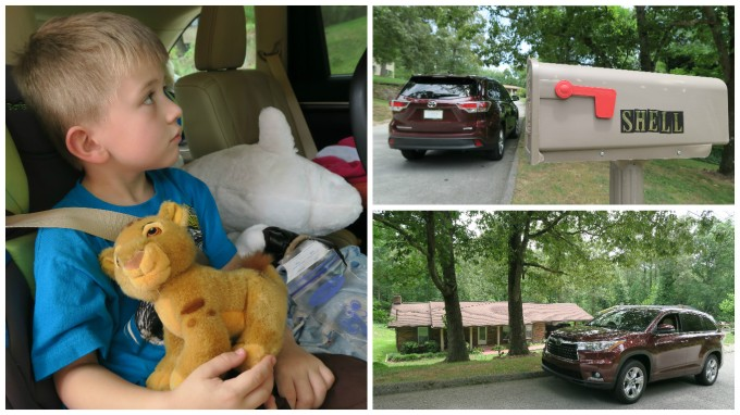 Dear Holly: Meeting Your Great-Grandparents (2016 Toyota Highlander Family Road Trip)