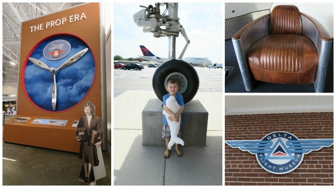 Dear Jack: Our Trip to the Delta Flight Museum in Atlanta, Georgia