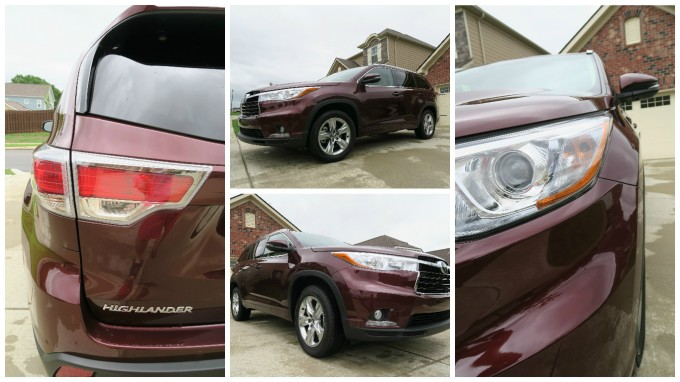 2016 Toyota Highlander: Atlanta Road Trip