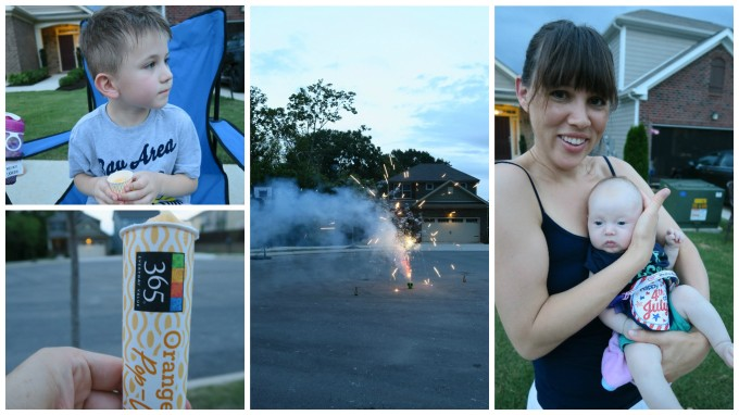 Dear Jack: Novelty Fireworks in the Cul-de-Sac for July 4th