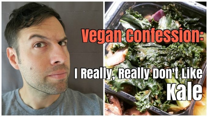 Vegan Confession: I Really, Really Don't Like Kale