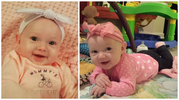 Dear Holly: You Turned 4 Months Old This Week