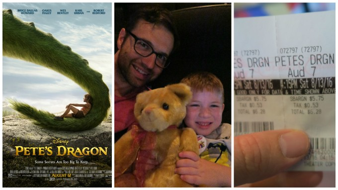 Parental Guide Summary of Pete's Dragon (2016, Rated PG-13)
