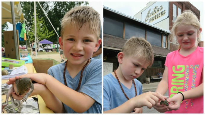 Dear Jack: We Went to Boom Days 2016 in Fort Payne, Alabama (and Gave Mommy a Chance to Go to the Spa)