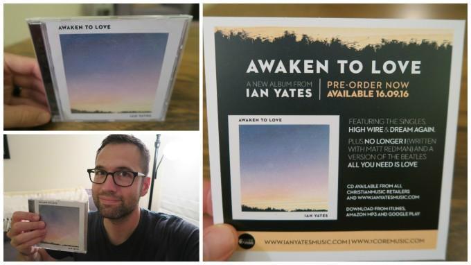 Ian Yates: Awaken to Love