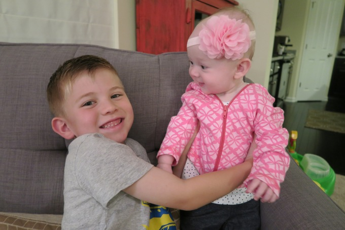 Dear Jack: Your Sister Truly Adores You More than I Realized