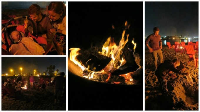 Dear Jack: The Beach Bonfire Family Reunion (San Diego Vacation in a 2016 Mitsubishi Outlander)