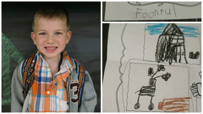 Dear Jack: Your Special Drawing about My Grandma's Funeral