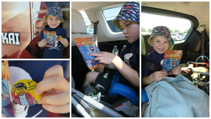 Dear Jack: Our Trip to Legoland (San Diego Vacation/2016 Mitsubishi Outlander)