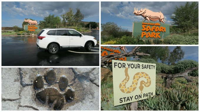 Dear Jack: Our Visit to the San Diego Zoo Safari Park (San Diego Vacation/2016 Mitsubishi Outlander)