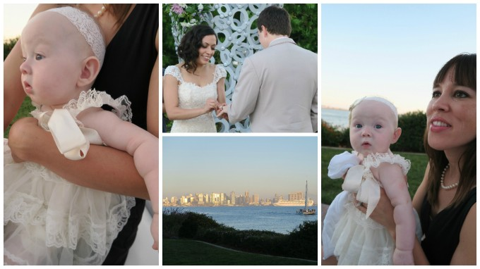 Dear Holly: Your Uncle Jake's Wedding at Tom Ham's Lighthouse (San Diego Vacation/2016 Mitsubishi Outlander)