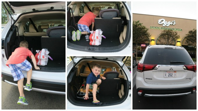 My Family's Plant-Based Road Trip across San Diego in a 2016 Mitsubishi Outlander