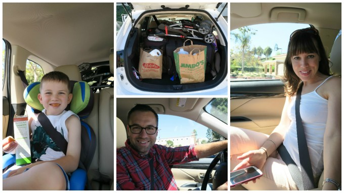 Our San Diego Vacation in the 2016 Mitsubishi Outlander (Table of Contents)