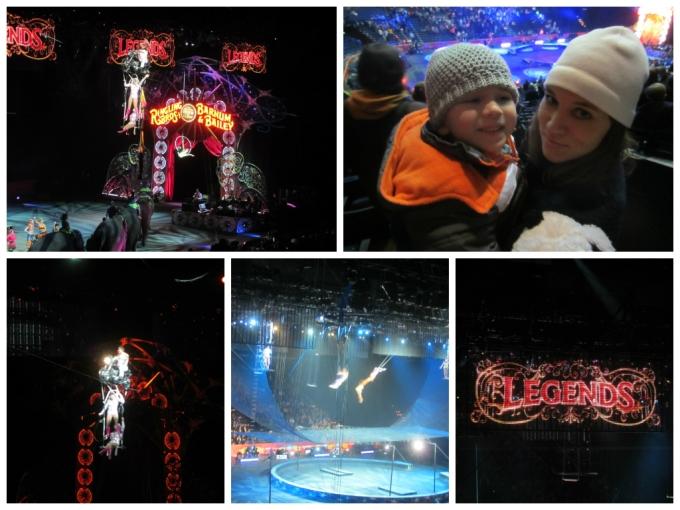 Ringling Bros. and Barnum & Bailey Presents Circus Extreme: Dec. 8-11 at Bridgestone Arena in Nashville, TN
