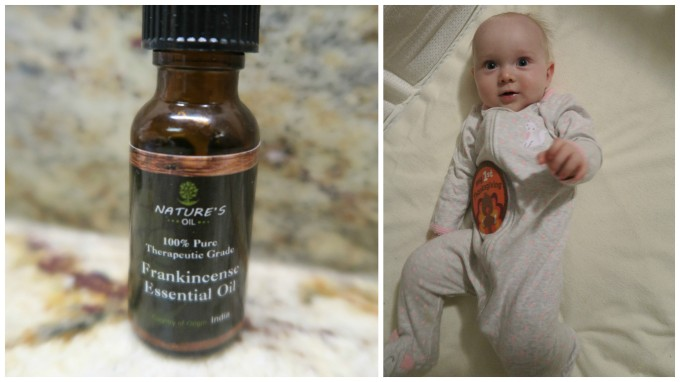 Frankincense Actually Helps My 7 Month-Old Daughter Sleep through the Night (No, I Don't Sell Essential Oils- Sincere 3rd Party Testimonial)