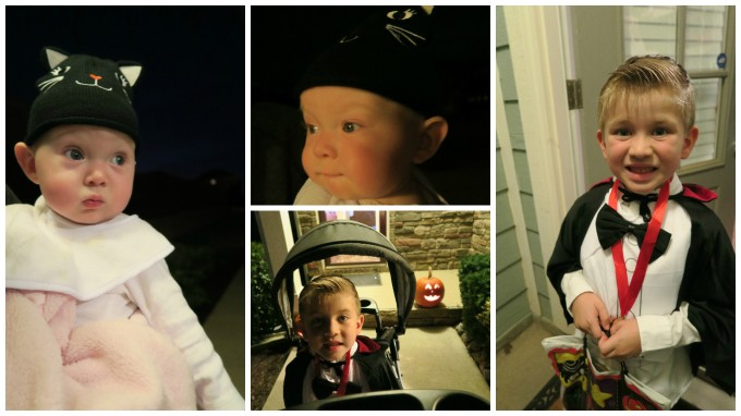 "Dear Holly: Your First Halloween- Your Brother's Original ""Baby Diaper Man"" Costume, Plus His ""Drive-Up Dracula"" Service"