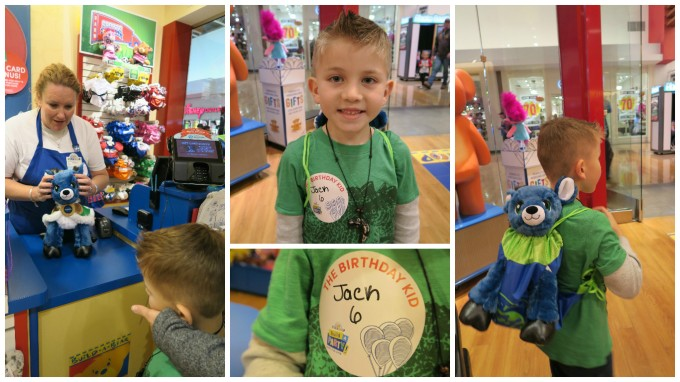 Dear Jack: Your 6th Birthday Party (and $100 Shopping Spree) at Opry Mills Mall in Nashville, Tennessee