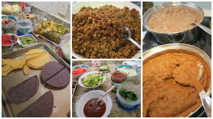 Our Very Vegan (and Mexican) Thanksgiving Feast