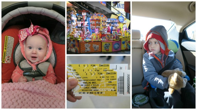 Dear Holly: Your 1st Time at the Circus (Ringling Bros. and Barnum & Bailey Circus Xtreme)