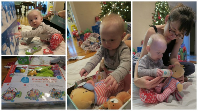 Dear Holly: Your 1st Christmas (A Very Warm One)