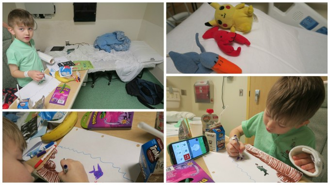 Dear Jack: Your Retropharyngeal Abscess/Our Weekend in the Surgical Holding Room at Monroe Carell Jr. Children's Hospital at Vanderbilt in Nashville