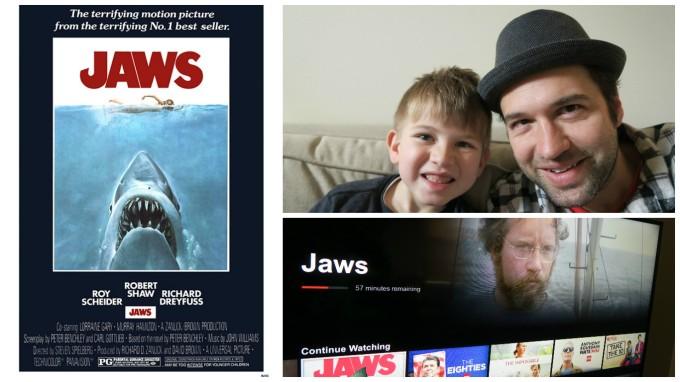 Dear Jack: Weekend of Manliness 2: ArenaCross at Bridgestone Arena/Monster Trucks Movie/Jaws on Netflix