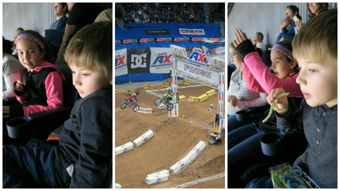 Dear Jack: Weekend of Manliness 2: ArenaCross at Bridgestone Arena/Monster Trucks Movie/Jaws on Netflix