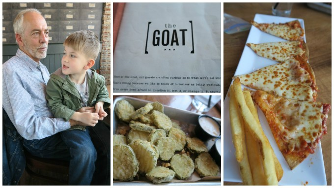 Dear Holly: The Nonna Pick-Up Point at The Goat Restaurant in Murfreesboro, Tennessee (Vegetarian/Vegan-Friendly)