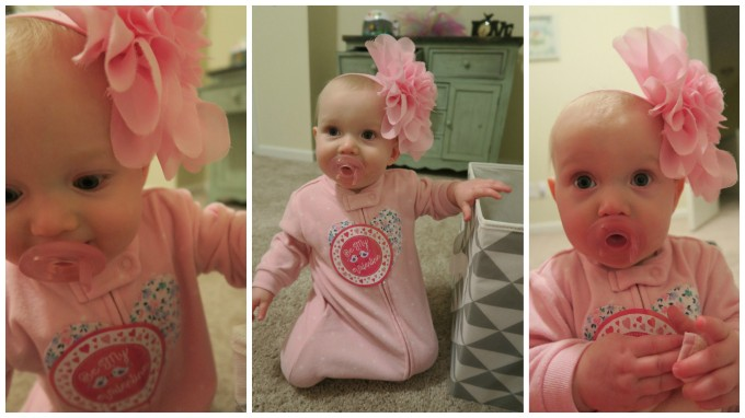 Dear Holly: Your Very 1st Valentine's Day